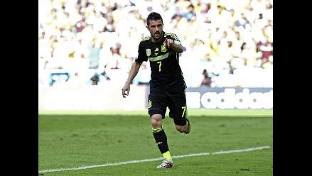 España vs. Australia: El campeón se despide del Mundial con goleada 3-0