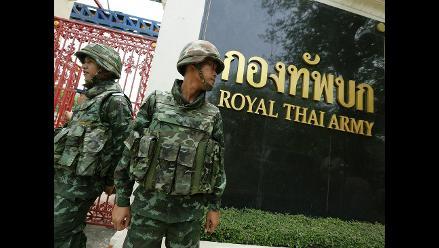 Fundan en el exilio grupo opositor a la junta militar tailandesa