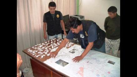 Chincha: intervienen a abastecedores de droga con 9 mil ketes