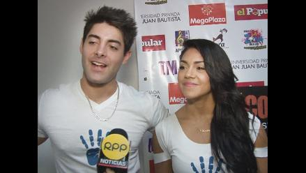 El score de la fecha de Vania Bludau y Sebastián Lizarzaburu