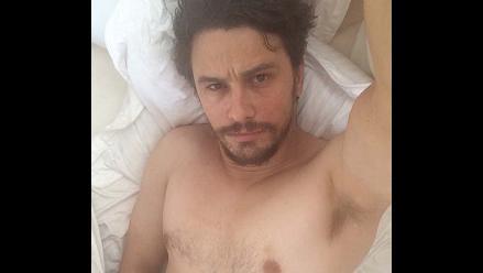 ¿Por qué James Franco se desnudó en público?