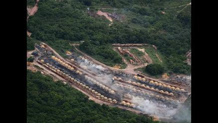 Estudio muestra evidencias de impacto ambiental en Amazonía peruana
