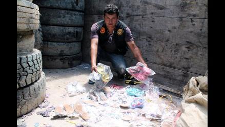 Tumbes: duro golpe a la microcomercialización de drogas