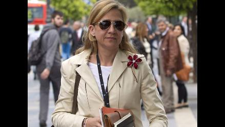 Juez confirma imputación para procesar a infanta Cristina de España