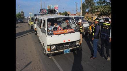 Puno: intervienen vehículo del gobierno regional sin documentación