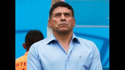 Luis Fernando Suárez renunció a la dirección técnica de Honduras
