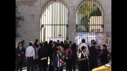 Arequipa: administrativos del Poder Judicial pueden retormar huelga