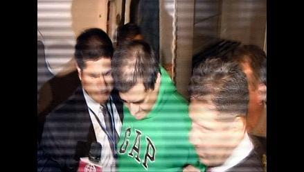 ´Señor pruebas´ llegó extraditado a Lima, familiares dicen que es inocente