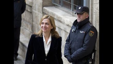Fiscal anticorrupción apela acusación contra infanta Cristina