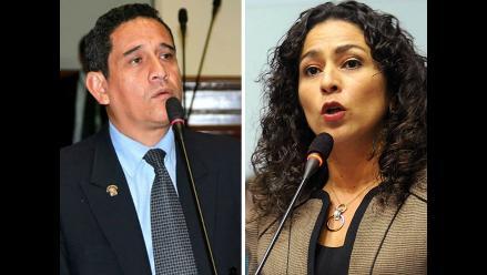 Fuerte altercado entre Guevara y Chacón causó suspensión del Pleno