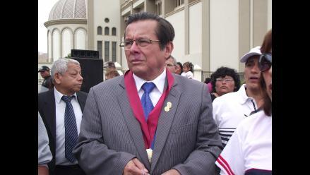 Áncash: multarán a alcalde de Nuevo Chimbote por uso de propaganda