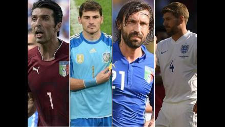 Las estrellas que dejaron Brasil 2014 y le dijeron adiós a los Mundiales