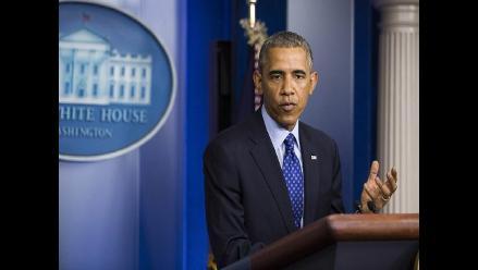 La Casa Blanca pide al Congreso $500 millones para oposición siria