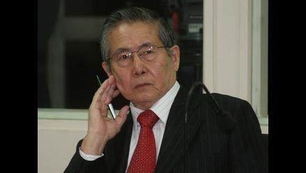 Perito confirma desvío de US$13 millones en Gobierno de Fujimori