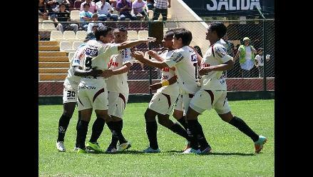 León de Huánuco goleó 4-0 a San Simón y logra primer triunfo en Apertura