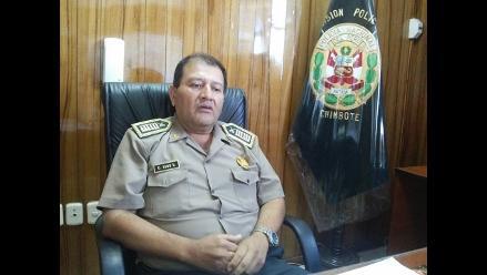 Chimbote: investigan a policías implicados en presunta red criminal