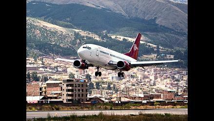 Aerolínea Peruvian anuncia vuelos a Chile y Bolivia