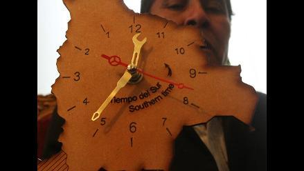 Chile protesta por reloj boliviano: La Haya lo debe tener presente