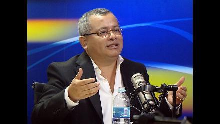 Orellana: ´Esto es una persecución política a un empresario común´