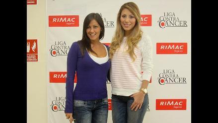 Delly Madrid y Pierina Carcelén se realizaron chequeos preventivos