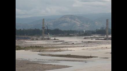 Huancayo: invaden terrenos aledaños al puente ´Comuneros´