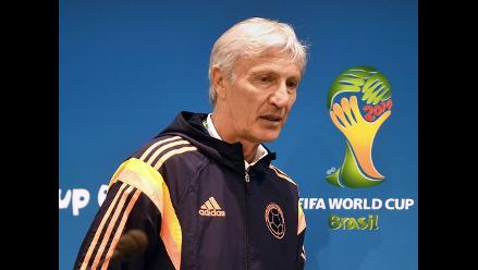 José Pekerman: Uruguay es un equipo que no se cansa de ganar