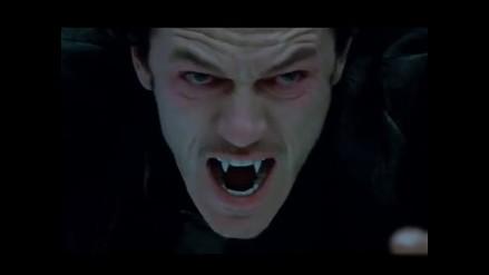 Video: Presentan tráiler de Drácula, la leyenda jamás contada