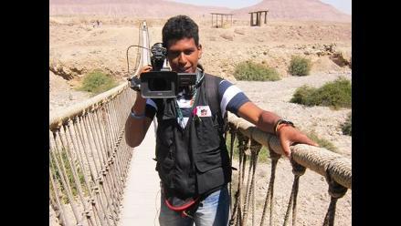 Arequipa: muere uno de los periodistas heridos tras explosión de cisterna