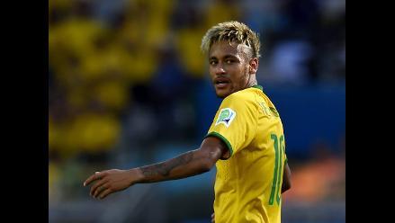 Neymar felicitó a Chile y calificó a Alexis Sánchez como un