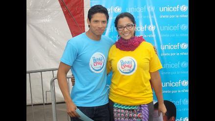 La Tarumba acogió bajo su carpa a más de 750 niños de UNICEF