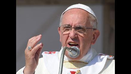 Papa Francisco: La política está desacreditada por la corrupción