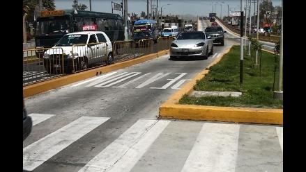Arequipa: reportan más de 2 mil denuncias por maltrato de conductores