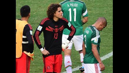 Guillermo Ochoa: sus grandes atajadas y tristeza en derrota ante Holanda