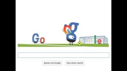 Google estrena nuevo doodle mundialista alusivo a los hinchas