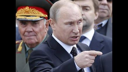 Putin responsabiliza a Poroshenko por reanudar la guerra en Ucrania