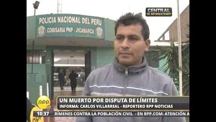 Familiares afirman que víctima en Jicamarca no participaba en gresca