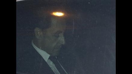 Francia: expresidente Sarkozy imputado por ´corrupción activa´