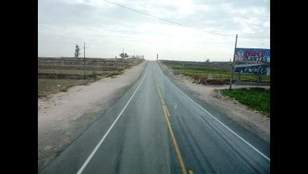 Trujillo: Temen paralización de construcción de Autopista del Sol