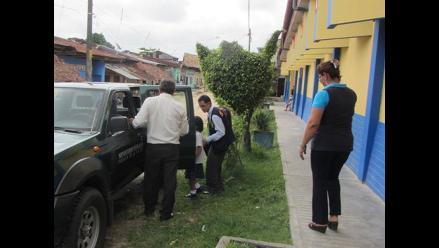 Huaraz: intervienen a escolares en estado de ebriedad