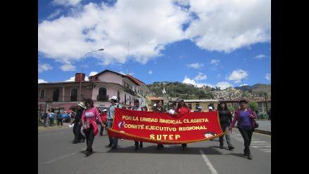 Cajamarca: Narda Silva aclara que Santos está detenido por corrupción