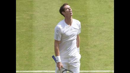 Gran Bretaña pierde a única esperanza en Wimbledon por derrota de Murray