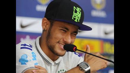 Neymar: No estamos aquí para dar espectáculo, sino para ganar