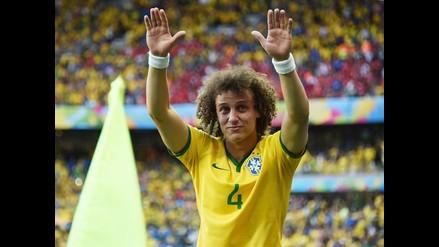 David Luiz encabeza ránking de rendimiento de jugadores, según FIFA