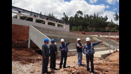 Cajamarca: faltan dos millones de soles para terminar obras en San Ramón