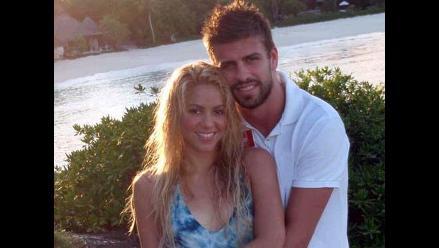 Shakira y Piqué se olvidan del Mundial en playas de Cancún