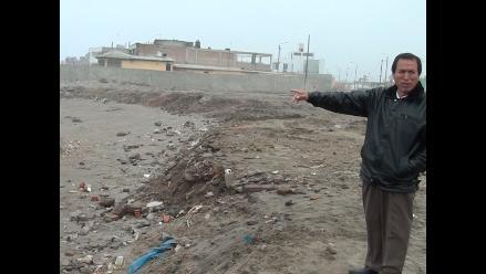 Trujillo: Piden que se declare en emergencia a balneario Las Delicias