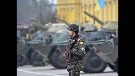Ucrania: cambian por tercera vez a ministro de Defensa