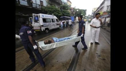 India: 60 muertos y miles de infectados por brote de malaria