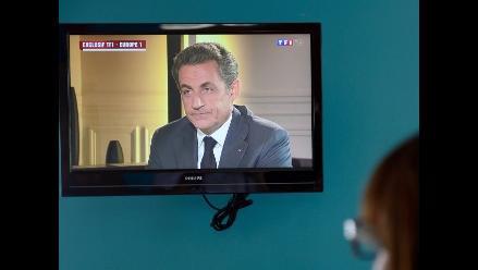 Francia: Seis de cada diez ciudadanos no quieren el regreso de Sarkozy