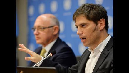 Argentina considera llevar los fondos buitre a tribunal de La Haya